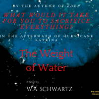 THE WEIGHT OF WATER Coming Soon!