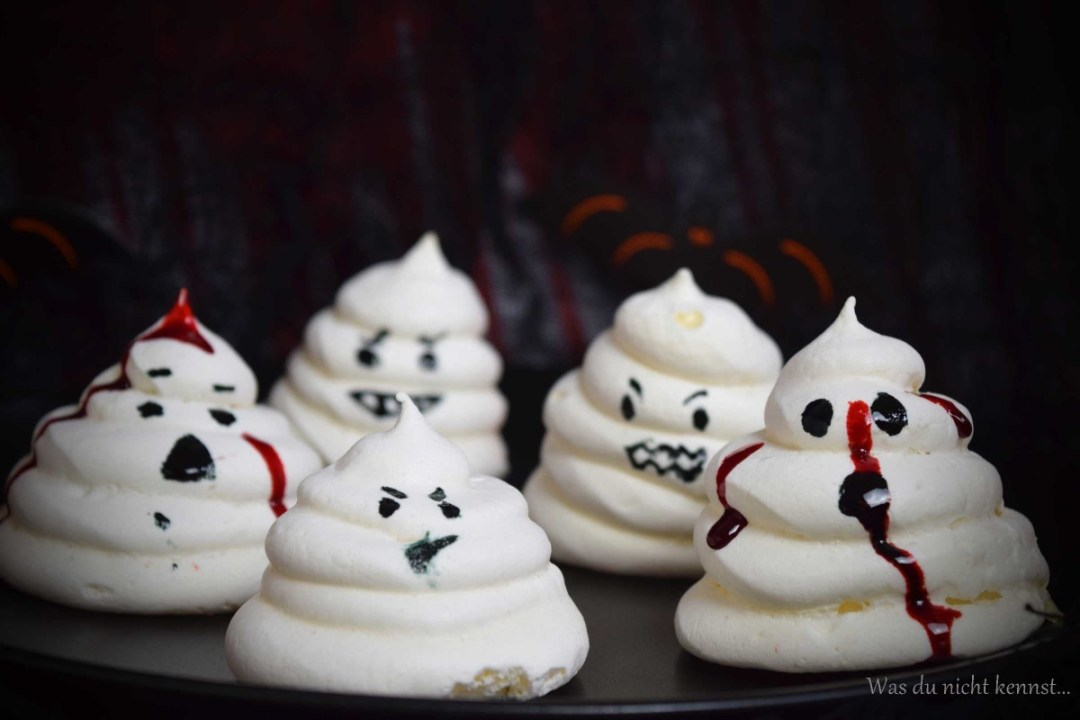 Halloween-Special Baisergeister
