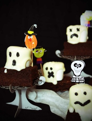 Halloween-Special Brownie Geister