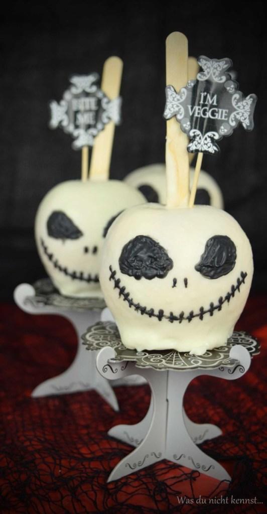 Halloween-Special Jack Skeleton Äpfel