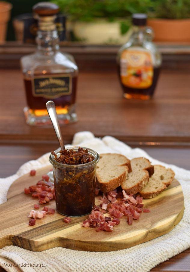Bacon Jam – Speck Marmelade - Was du nicht kennst...