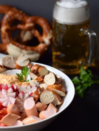 Bayerische Brotzeit Bowl