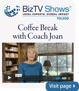 Coffee Break with Coach Joan