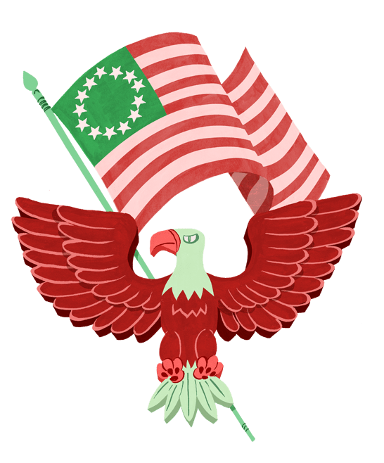 American Bald Eagle: Alternative History Card Game