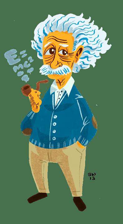 Albert Einstein: Alternative History Card Game