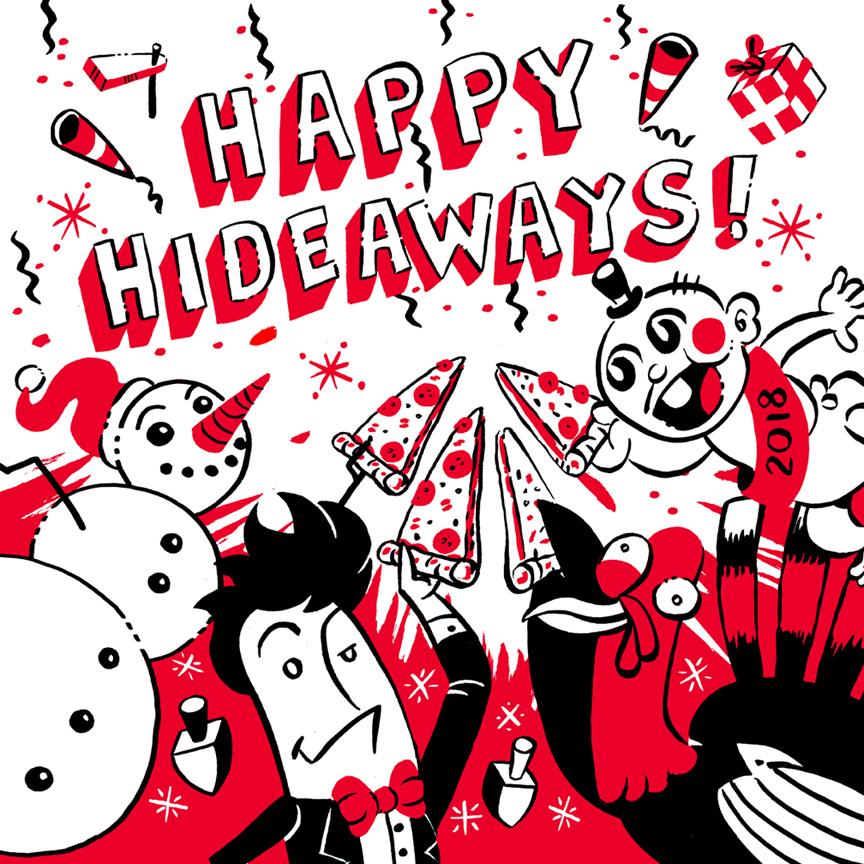 Happy Hideaways!