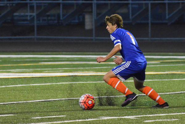 Washburn soccer's Cooper Wells