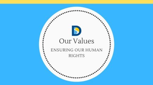 article series logo ensuring our human rights