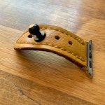 Second String Leather Company Appl Watch Wrist Band