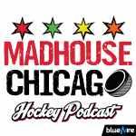 Madhouse Chicago Hockey Podcast Art