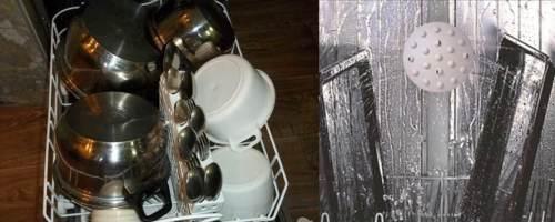 Bulaşık makinesine bulaşıkları yerleştirin