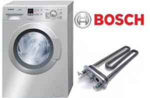 Bir Bosch yıkayıcıda on'u değiştirin