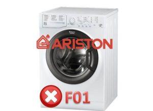 Ariston'da F01 hatası