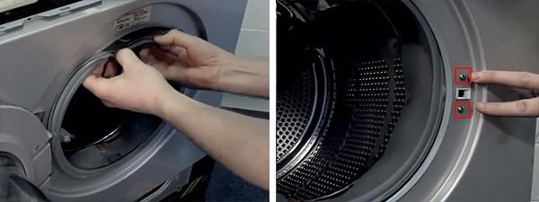 Manşeti LG_8 yıkayıcısında değiştirin