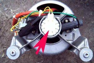 Motor dönüş hızını kontrol etmeniz gerekiyor