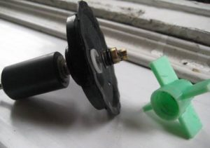 Çark, çamaşır makinesi pompasından nasıl çıkarılır