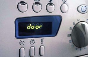Atlant çamaşır makinesinde kapı hatası