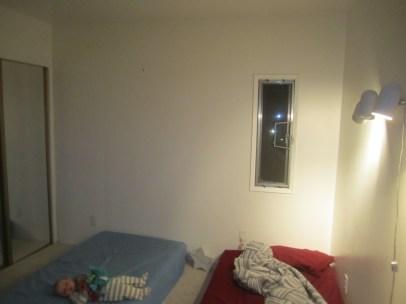 Boys room before