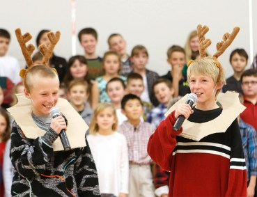 Fort Calhoun winter concert