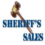 SHERIFF'S SALES