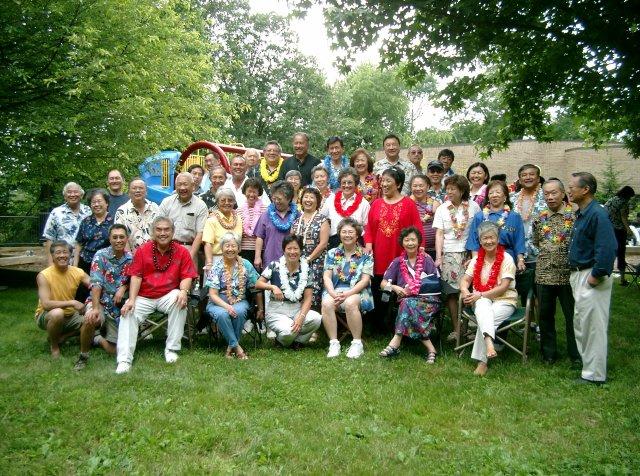 2009 CAYO reunion