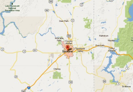 Spokane_Map