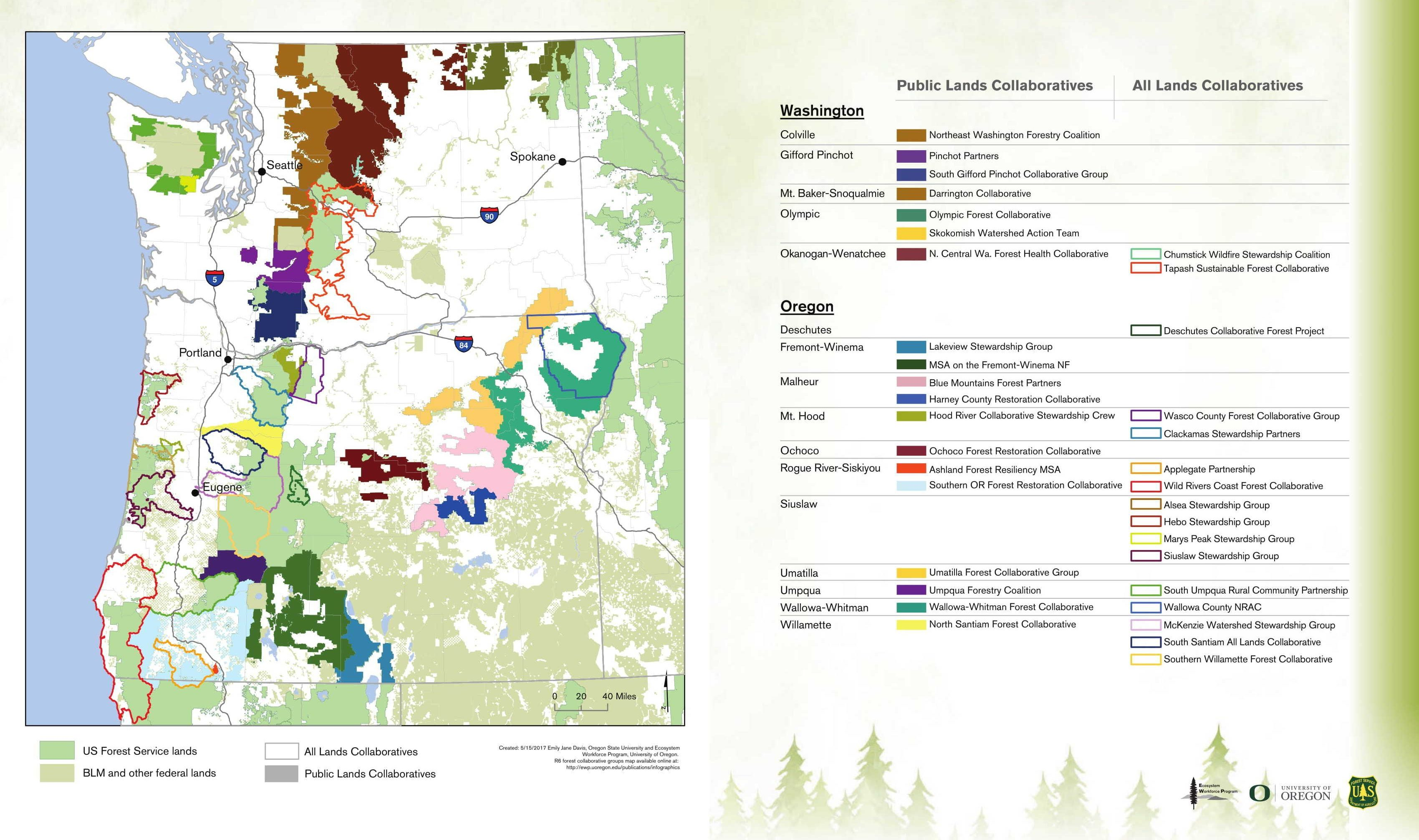 Pacific Northwest Forest Collaboratives Wfcn