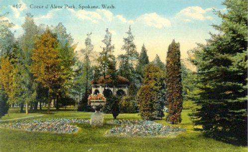 Coeur d'Alene Park, Spokane