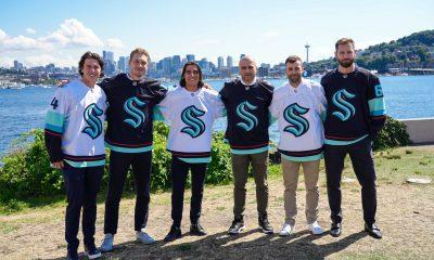The Seattle Kraken made their expansion draft picks Wednesday.