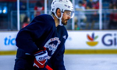 Capitals blueliner Michal Kempny appears poised for a comeback in 2021-22.