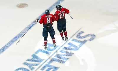 For the Capitals, Alex Ovechkin and Nicklas Backstrom's dynamic goes beyond the rink.