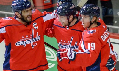 The Washington Capitals seem to be sticking with pretty much the same group for next season.