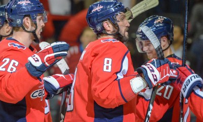How did the Capitals improve this summer?