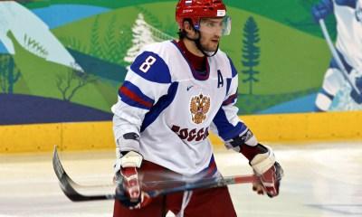 Capitals captain Alex Ovechkin