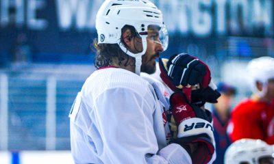 Capitals defenseman Michal Kempny will return to action.