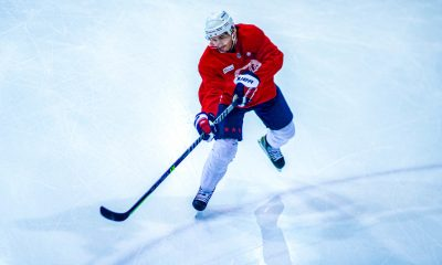 The Washington Capitals official training camp starts with physicals on Sept. 22.