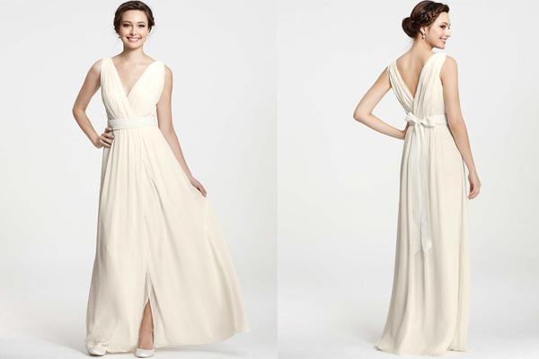 10 Wedding Dresses On A Budget