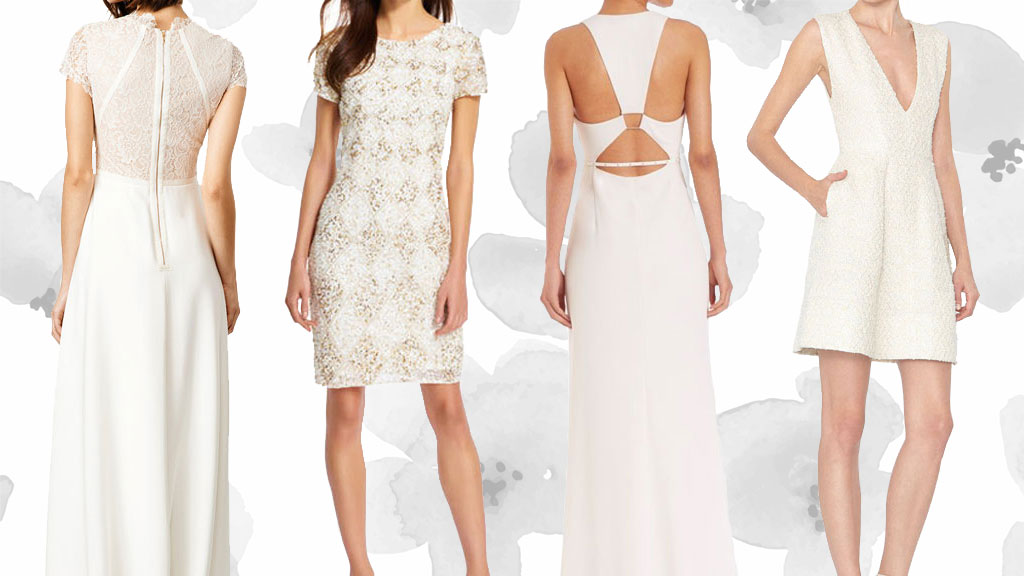 15 Wedding Reception Dresses Under $500 That You'll Want