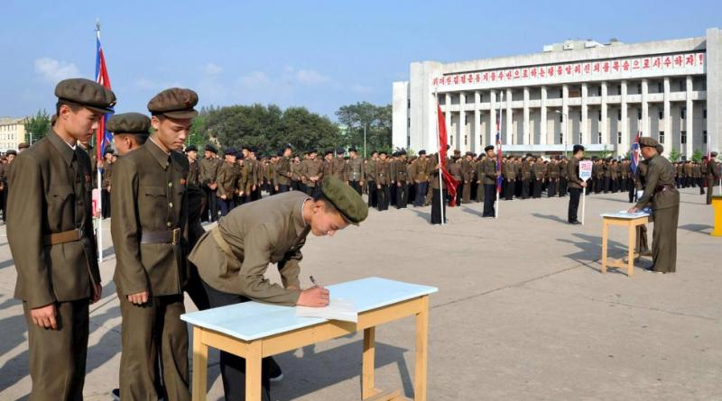 South Korea talks tough amid heightened tensions with North