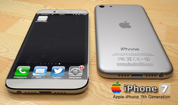 iPhone 7 Release Date, Features, Price, Rumors, Concept Images (photo - www.itechwhiz.com)