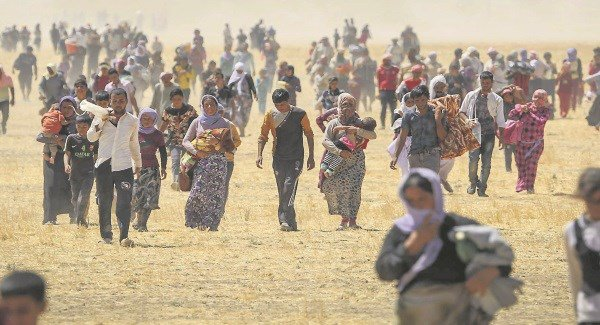 1 million refugees reached Europe (www.irshexaminer.com)