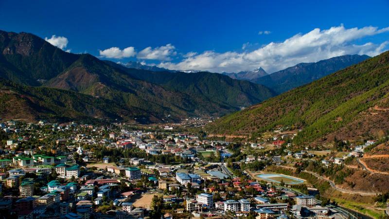 Bhutan's dark secret to happiness (credit - Thomas Halle - getty)