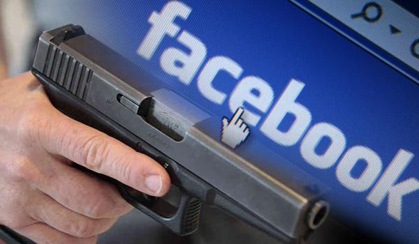 Facebook bans private gun sales