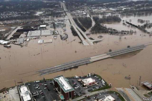 US Declares Flood Emergency in Missouri