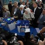 Iranians vote for first time since nuclear agreement