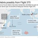 Another possible piece of MH370 found in Mozambique