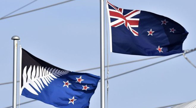 New Zealand reject new flag