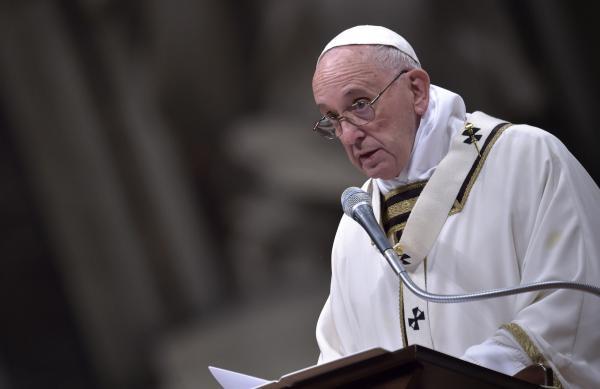 Pope condemns Yemen attack