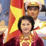 Vietnam elects first Chairwoman of Parliament