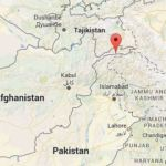 Earthquake shakes Afghan, Pakistani capitals